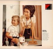 El príncipe Felipe y la reina Sofía