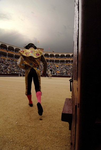 El torero Juan Bautista