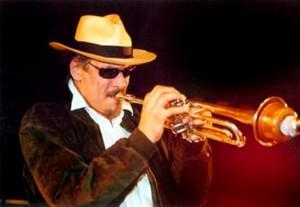 Trompetista latino